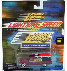 "Johnny Lightning - Lightning Speed Series - ""Heavenly Hearse"" Cadillac Surf Hearse"