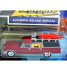 "Johnny Lightning - Lightning Speed Series - ""Heavenly Hearse"" Cadillac Surf Hearse"