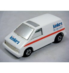 Hot Wheels Promotional Vehicle - Kinkos Ford Aerostar Promo
