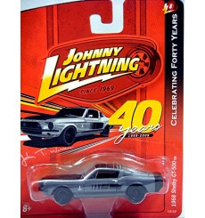 Johnny Lightning 40th Anniversary - 1968 Ford Mustang Shelby GT-500