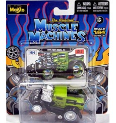 Maisto - The Original Muscle Machines Series - 1929 Ford Model AA Pickup Truck