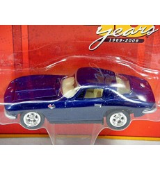 Johnny Lightning 40th Anniversary 1965 Chevrolet Corvette Stingray Coupe
