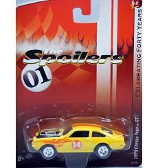 Johnny Lightning 40th Anniversary 1973 Chevrolet Vega