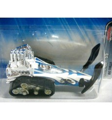 "Hot Wheels Final Run Series - ""Big Chill"" Hot Rod Snow Machine"