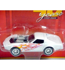Johnny Lightning Chevrolet Corvette C3 Coupe