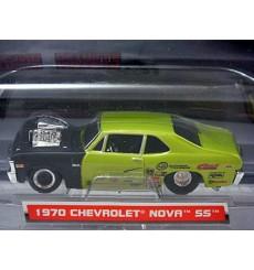 Maitso 1970 Chevy Nova NHRA Pro Street