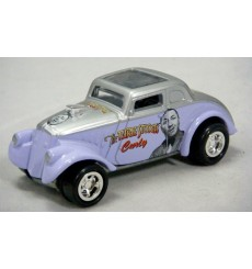 Johnny Lightning - Team Lightning - Three Stooges - Curly's 33 Willys Coupe