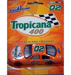 Action Racing Collectibles - 2002 Tropicana 400 Event Car