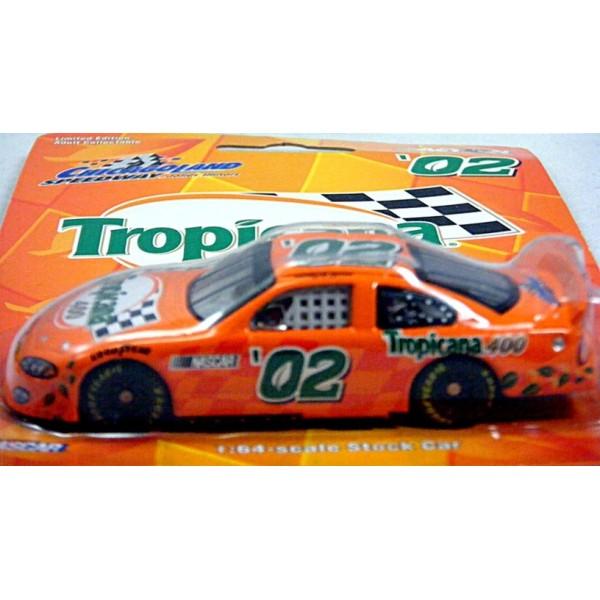 Action Racing Collectibles 2002 Tropicana 400 Event Car Global