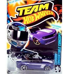 Hot Wheels - Team Hot Wheels Series - Chevrolet Camaro Convertible