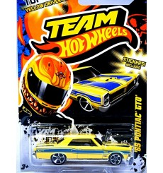Hot Wheels Team Hot Wheels - 1965 Pontiac GTO
