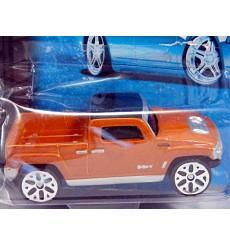 Maitso Fresh Metal Hummer H3T Concept Pickup Truck