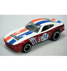 Hot Wheels Treasure Hunt Series - Datsun 240Z SCCA Sports Car