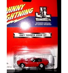 Johnny Lightning JL Collection Series Toyota 2000GT Convertible