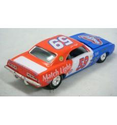 Racing Champions Stock Rods - Robert Presley Kingsford 1969 Chevrolet Camaro