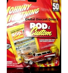 Johnny Lightning Rod & Custom Magazine - 1957 Chevrolet Nomad Station Wagon