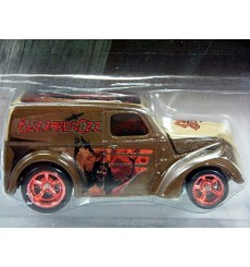 Hot Wheels Rock Live Nation Series - Ozzy Osbourne Ford Anglia Panel Truck