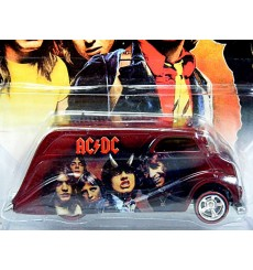 Hot Wheels Rock Live Nation Series - AC-DC Deco Delivery Van