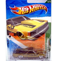 Hot Wheels Super Treasure Hunt - 1980 Chevrolet El Camino