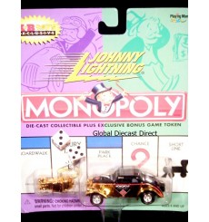Johnny Lightning Monopoly 1933 Willys Gasser KB Exclusive