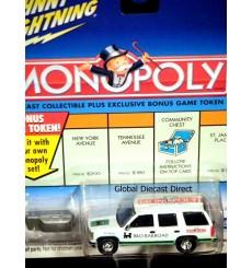 Johnny Lightning Monoply B&O Railroad Chevrolet Tahoe
