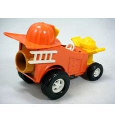 Topper - Zommer Boomers - Happy Hydrant Fire Truck