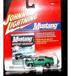 Johnny Lightning Mustang Illustrated 1970 Ford Mustang Boss 302