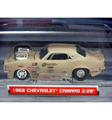 Maitso 1968 Chevrolet Camaro Z28