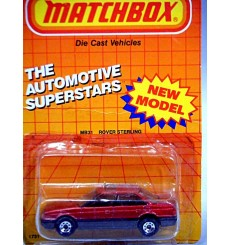 Matchbox - Rover Sterling