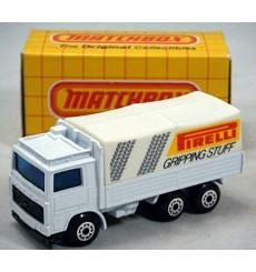 Volvo Tilt Truck - Pirelli Tires