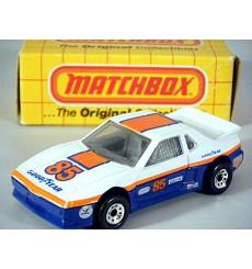 Matchbox: Pontiac Fiero GT
