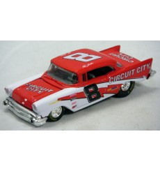 Racing Champions Stock Rods - Hut Stricklin Circuit City 1957 Chevy Bel Air