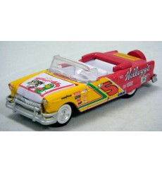 Racing Champions NASCAR Stock Rods - Terry Labonte Kelloggs Corn Flakes 1957 Chevrolet Belair Stock Car