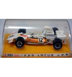 Poli Toys - FX-3 - Yardley McLaren Lotus John Player Special F1 Race Car