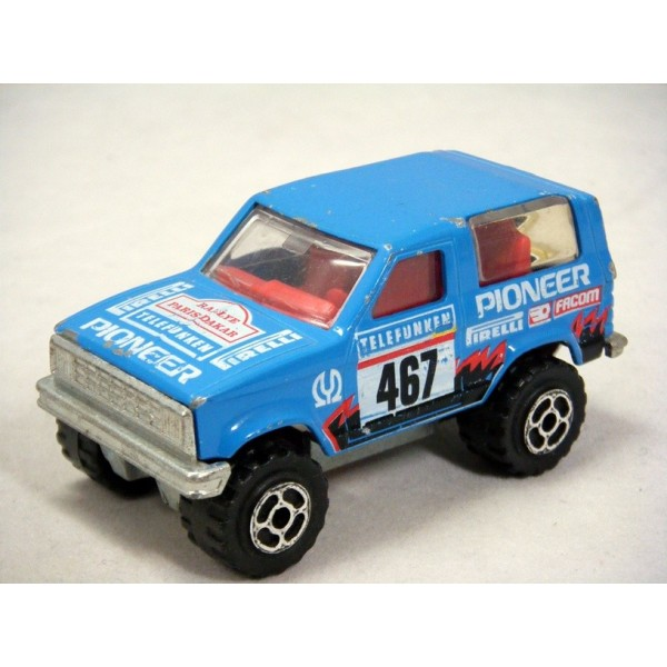 Majorette ford bronco offroad 4x4 race truck global diecast direct