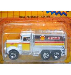 Matchbox Peterbilt Shell Gasoline Tanker