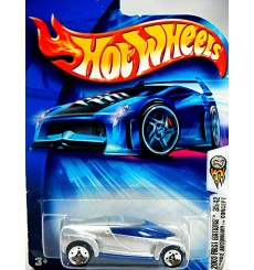 Hot Wheels 2003 First Editions - 2002 GM Autonomy Concept Car