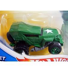 Disney Pixar - Jeep - Bucket o' Speed