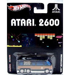 Hot Wheels Atari Nostalgia Series - GMC Motorchome