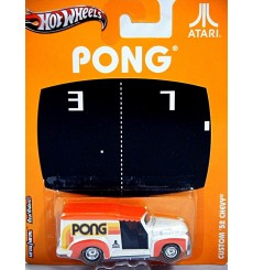 Hot Wheels Atari Nostalgia Series - Pong 1952 Chevrolet Ice Cream Truck