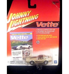 Johnny Lightning Vette Magazine – 1982 Chevrolet Corvette Coupe