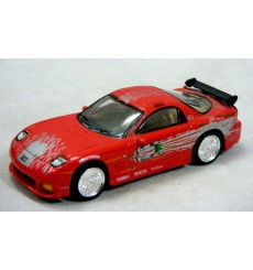 Racing Champions - The Fast & The Furious Series - Mazda RX7