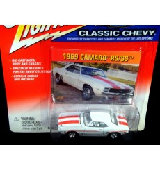 Johnny Lightning Classic Chevy - 1969 Chevrolet Camaro RS/SS