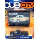 Jada Dub City - 1959 Chevrolet El Camino