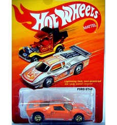 Hot Wheels - The Hot Wheels - Ford GT40
