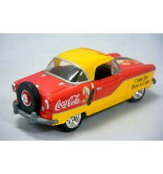 Johnny Lightning Coca Cola Vintage Series - Nash Metropolitan