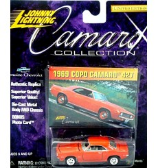 Johnny Lightning Camaro Collection - 1969 Camaro COPO 427