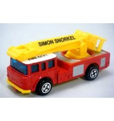 Corgi Juniors (29-C) ERF Simon Snorkel Fire Truck (1972)