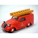 Brumm - Fiat 500B Fire Prevention Van
