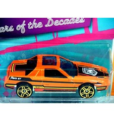 Hot Wheels Cars of the Decades - 1980